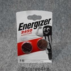 Батарейка Energizer CR2450, , 1.00$, 245024, Energizer, Батарейки таблетки ENERGIZER