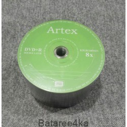 Диски DVD+R 8.5Gb double layer Artex, , 0.50$, 44439, , Диски