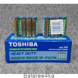 Батарейки Toshiba AA R6, , 0.12$, 100012, Toshiba, Батарейки Toshiba