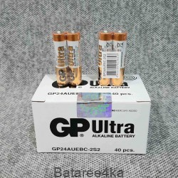 Батарейки GP ultra LR03 AAA, , 0.25$, 00108, GP batteries, Батарейки GP Ultra alkaline