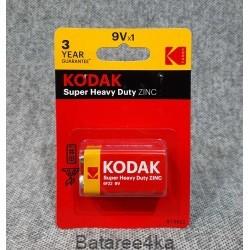 Батарейка Kodak 9V крона блистер, , 0.50$, 00085, Kodak, Батарейки Kodak