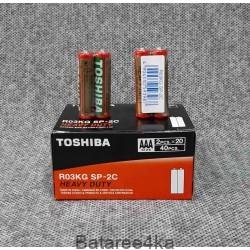 Батарейки Toshiba AAA R03, , 0.12$, 100013, Toshiba, Батарейки Toshiba