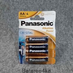 Батарейки Panasonic Alkaline LR6 АА, , 0.25$, 00126, , Батарейки Panasonic