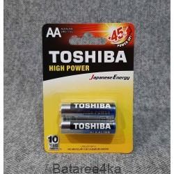 Батарейки Toshiba Alkaline AA блистер, , 0.23$, 100015, Toshiba, Батарейки Toshiba