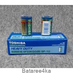 Батарейки Toshiba 9V крона, , 0.45$, 100011, Toshiba, Батарейки Toshiba