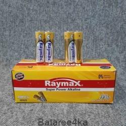 Батарейки Raymax LR6 AA, , 0.15$, 23334, , Батарейки Raymax