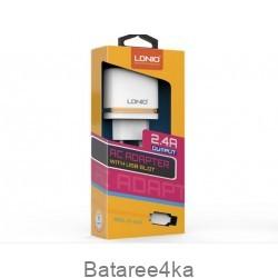 Сетевое зарядное устройство LDNIO DL-AC52 IPHONE 6 , , 3.00$, 45543, Ldnio, Зарядные устройства для телефонов планшетов