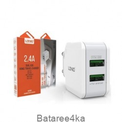 Сетевое зарядное устройство LDNIO A2202 lightning, , 2.60$, 22022, Ldnio, Зарядные устройства для телефонов планшетов
