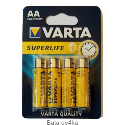 Батарейки VARTA Superlife AA