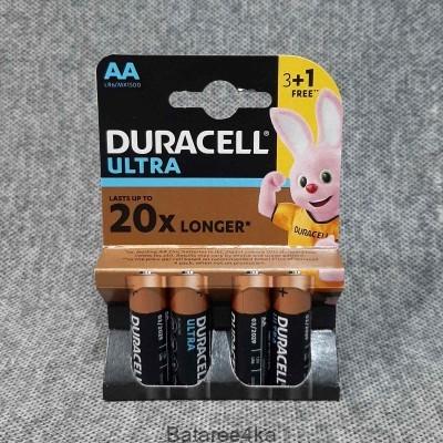 Батарейки Duracell Turbo AA