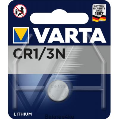 Батарейки VARTA CR 1/3 N